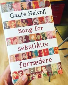Bokbad Sang for sekstiåtte forrædere